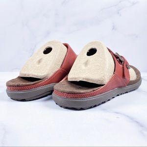 Merrell Shoes - NIB Merrell Around Town Luxe Post Thong Sandal 9